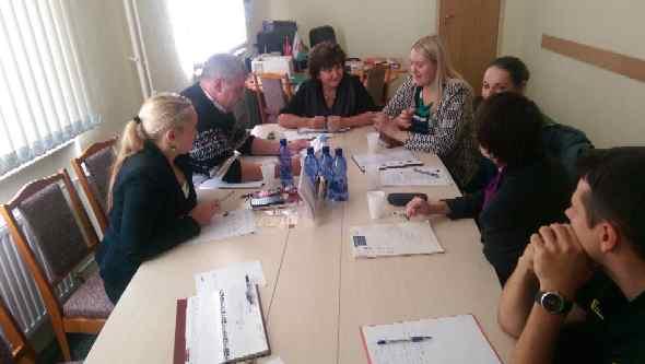 """Gulbenes novada domes sanāksmē piedalās arī divi biedrības """"LASA"""" eksperti."""